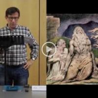 Recital del libro de poesía 'Fragmentos del libro de Job' de Carlos Pujol realizado por Jordi Boixaderas