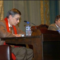 Andrés Trapiello en diálogo con Carlos Pujol